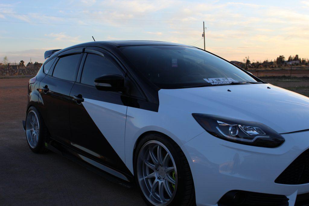 Blackstar Custom Car Wrap