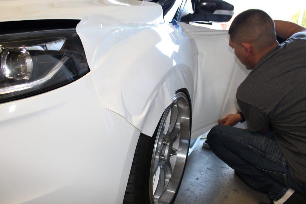 Custom Car Wraps